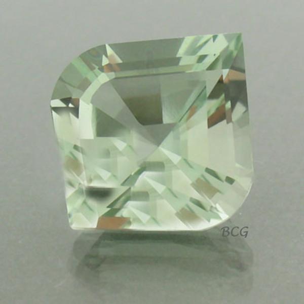 Mint Green Prasiolite #IT-1763