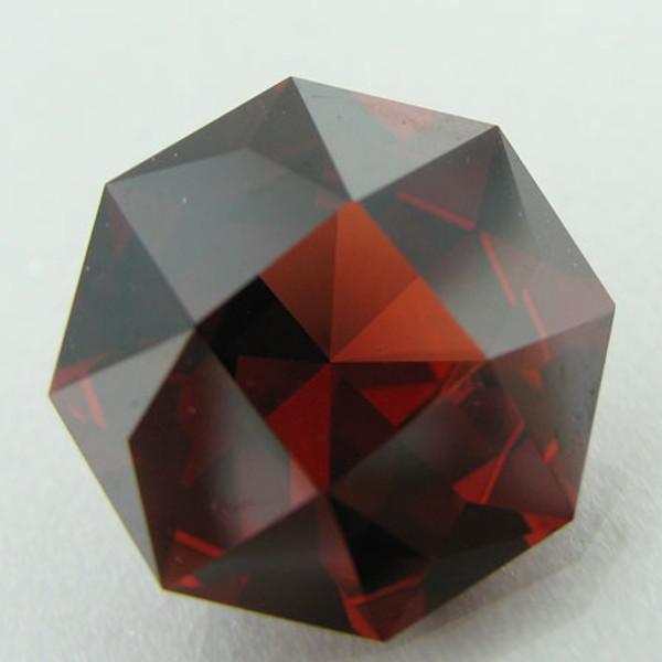 Red Tanzanian Garnet #IT-284