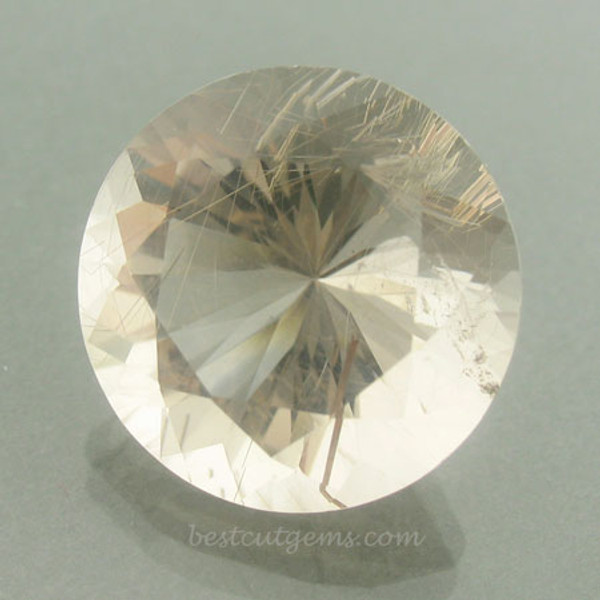 Rutilated Quartz  #IT-1815