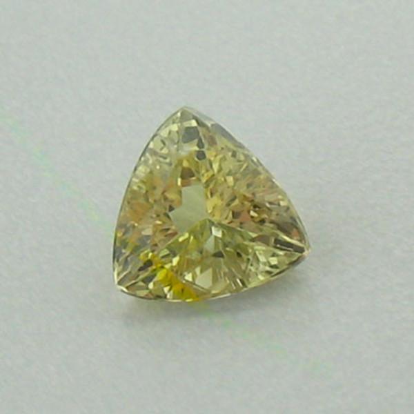 Yellow Tanzanite Gemstone #IT-601