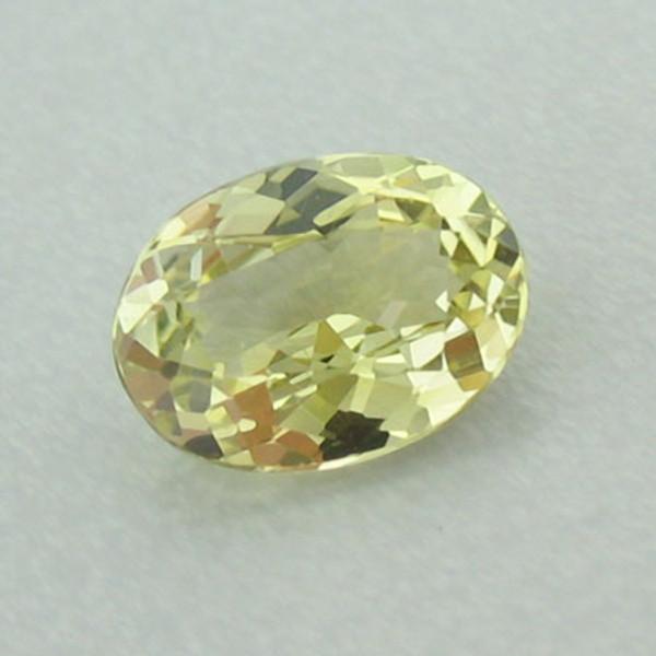 Yellow Tanzanite #IT-608