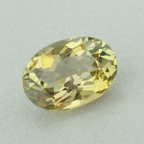 Yellow Tanzanite Gemstone #IT-609