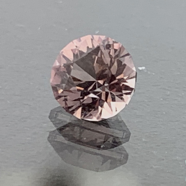 Natural Mahenge Pink Garnet Gemstone!