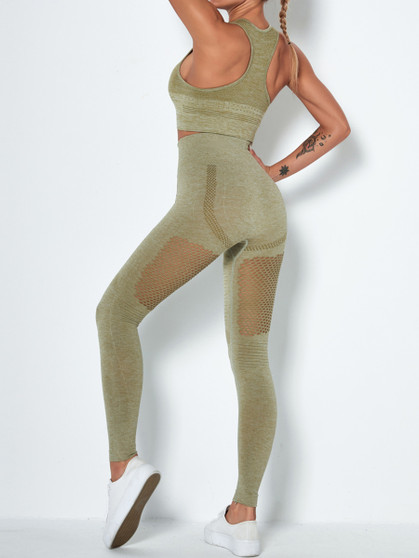 TBSW Seamless Grind Collection Legging + Sports Bra