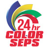 Color Separations for T-Shirt Screen Printing