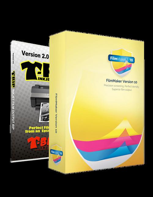 Filmmaker 10 Film Output Software