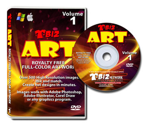 T-Biz ART Volume 1