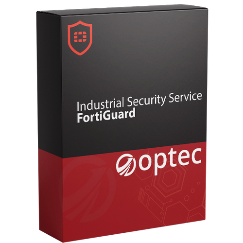 FortiGate-VM01V 1 Year FortiGuard Industrial Security Service