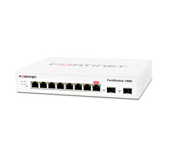 Fortinet FortiSwitch 108E