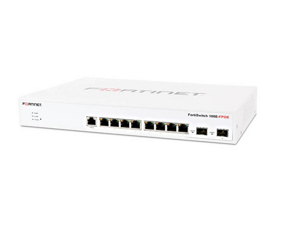 Fortinet FortiSwitch 108E-FPOE