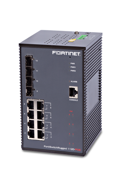 Fortinet FortiSwitch 112D-POE