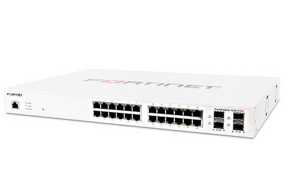 Fortinet FortiSwitch 124E-POE