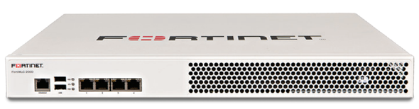 Fortinet ForiWLC Wireless Controller - FWC-200D