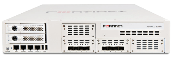 Fortinet FortiWLC Wireless Controller - FWC-3000D