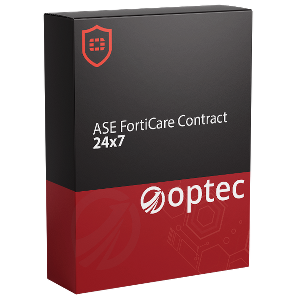 FortiGate-VM01 1 Year ASE FortiCare (24x7 plus Advanced Services Ticket Handling)