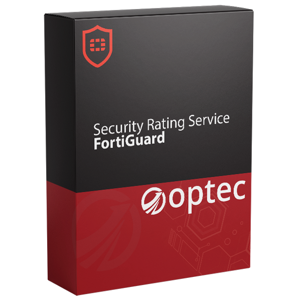 FortiGate-VM02 1 Year FortiGuard Security Rating Service