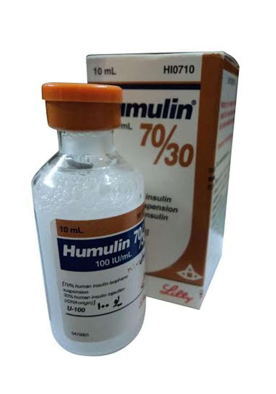 Humulin 70 30 Insulin Lispro Injection 10 Ml Livewell Pk