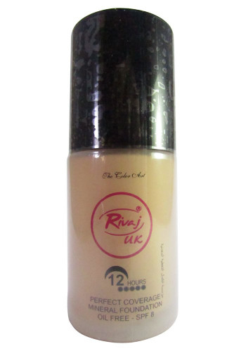 Rivaj UK Perfect Coverage Mineral Foundation Classic Ivory 30 ML shop online in pakistan