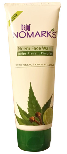 Bajaj Nomarks Neem Face Wash 100g Buy online in Pakistan best price