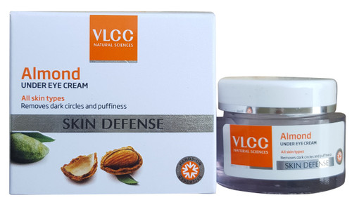 VLCC Almond Under Eye Cream 15 Grams buy online in pakistan livewell.pk