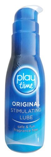 Play Time Original Stimulating Lubricant 75ml shop online in pakistan