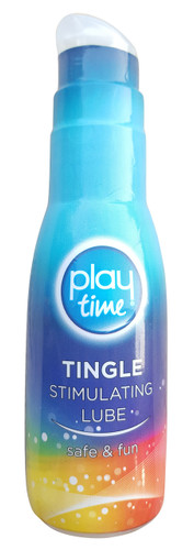 Play Time Tingle Stimulating Lubricant 75ml shop online in pakistan