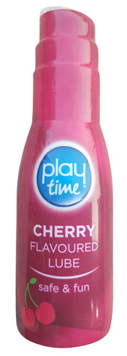 Play Time Cherry Flavored Lubricant 75ml shop online in pakistan