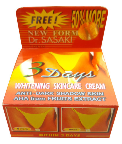 Tokyo 3 Days Whitening Cream for Private Parts shop online in pakistan