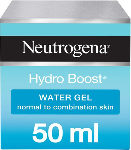 Neutrogena Moisturizer Water Gel Hydro Boost Normal to Dry Skin 50ml
