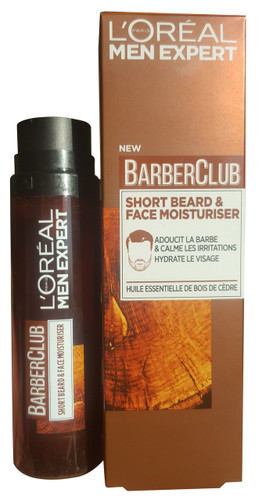L'Oreal Men Expert Barber Club Short Beard & Face Moisturiser 50ml shop online in pakistan