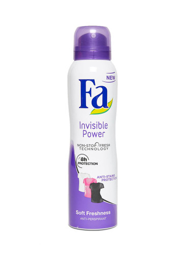 [EXPIRED] Fa Invisible Power 48h Protection Spray 200 ml. Lowest price on Livewell.pk