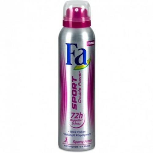 [EXPIRED] Fa Sport Double Power Spray 200 ml. Lowest price on Livewell.pk