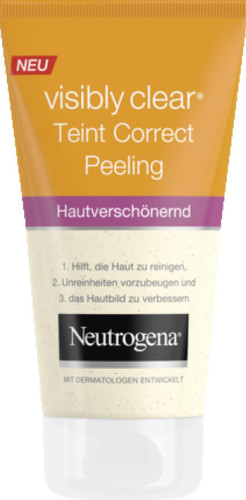 Neutrogena Visibly Clear Teint Correct Peeling 150 ML.