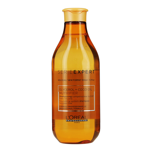 L'Oréal Professionnel Serie Expert Nutrifier Shampoo 300 ml.  Lowest price on Livewell.pk.