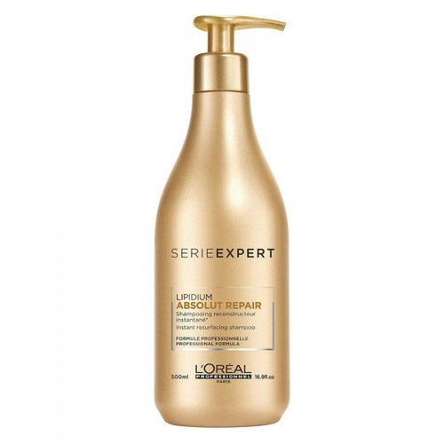 L'Oreal Professionnel Expert serie Absolut Repair Lipidium Shampoo 500ML. Lowest price on Livewell.pk.