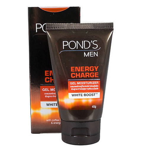 Pond's Men Energy Charge Gel Moisturiser 40g lowest price on livewell.pk