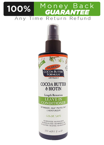 Palmer's Cocoa Butter & Biotin Length Retention Leave In Conditioner - 250ml Buy online in Pakistan on LiveWell.pk