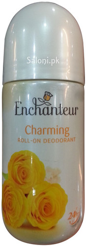 Enchanteur Charming Roll On Deodorant 24h 50 ML