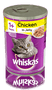 Whiskas® 1+ Can With Chicken In Jelly 400g  Buy online in Pakistan  best price  original product