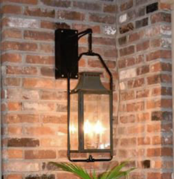 St. James Aspen Copper Outdoor Lantern