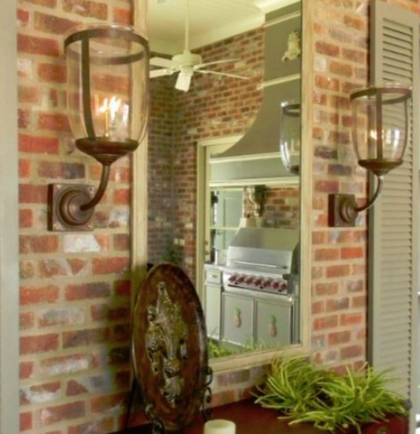 St. James French Country Copper Outdoor Lantern