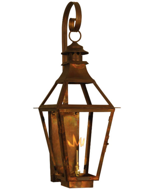 Curl Options For Outdoor Lanterns