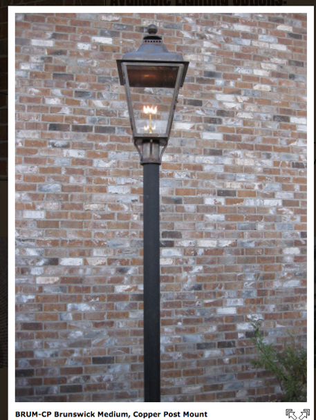 Yard Lamp Posts For Outdoor Lanterns