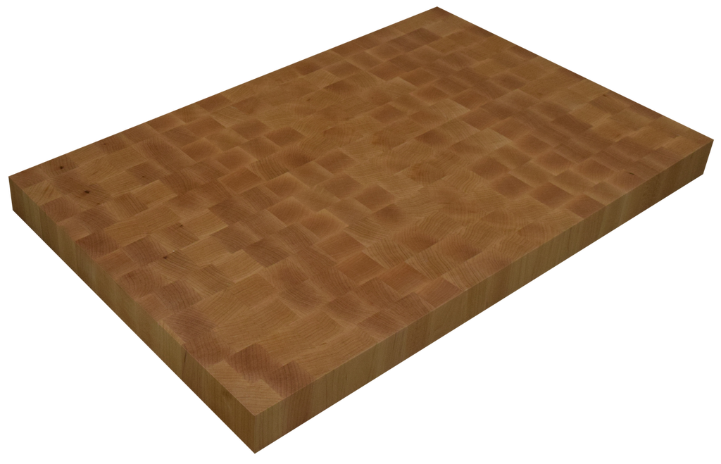 Hard Maple End Grain Butcher Block Countertop