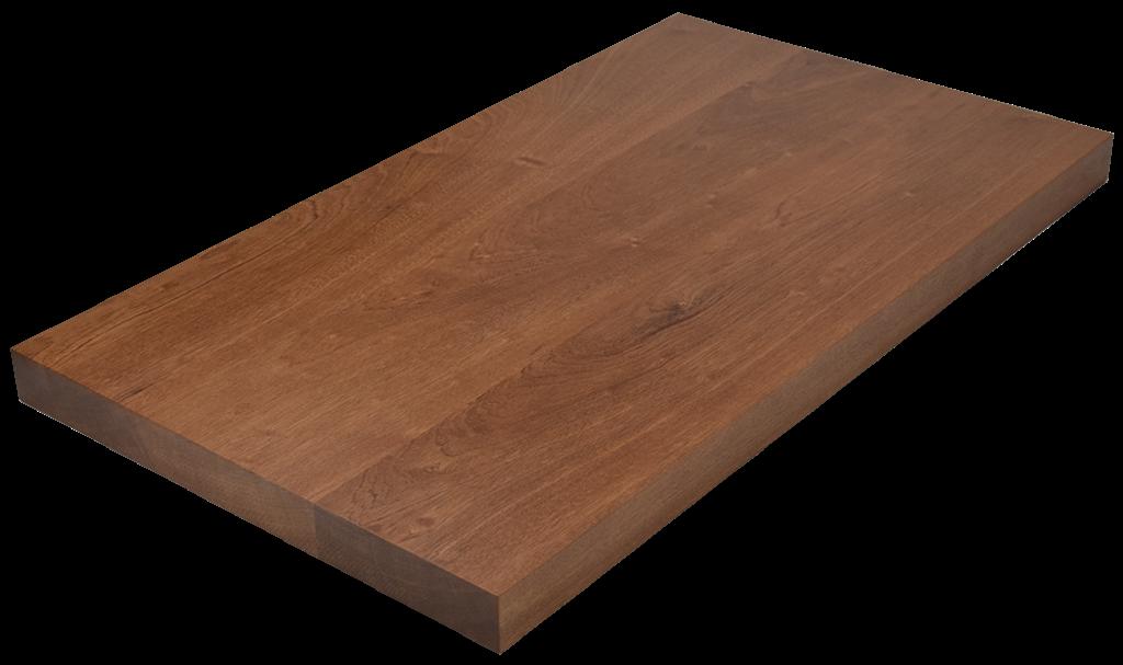 Sapele Wide Plank (Face Grain) Countertop.