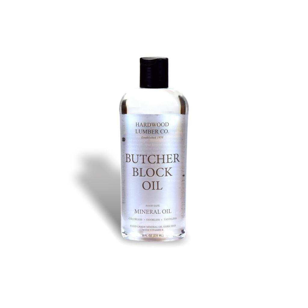 Butcher Block & Cutting Board Oil (8 oz.)