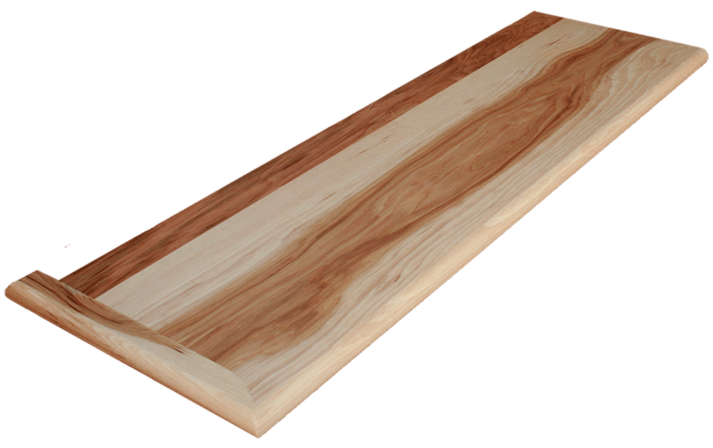 Hickory Stair Tread.