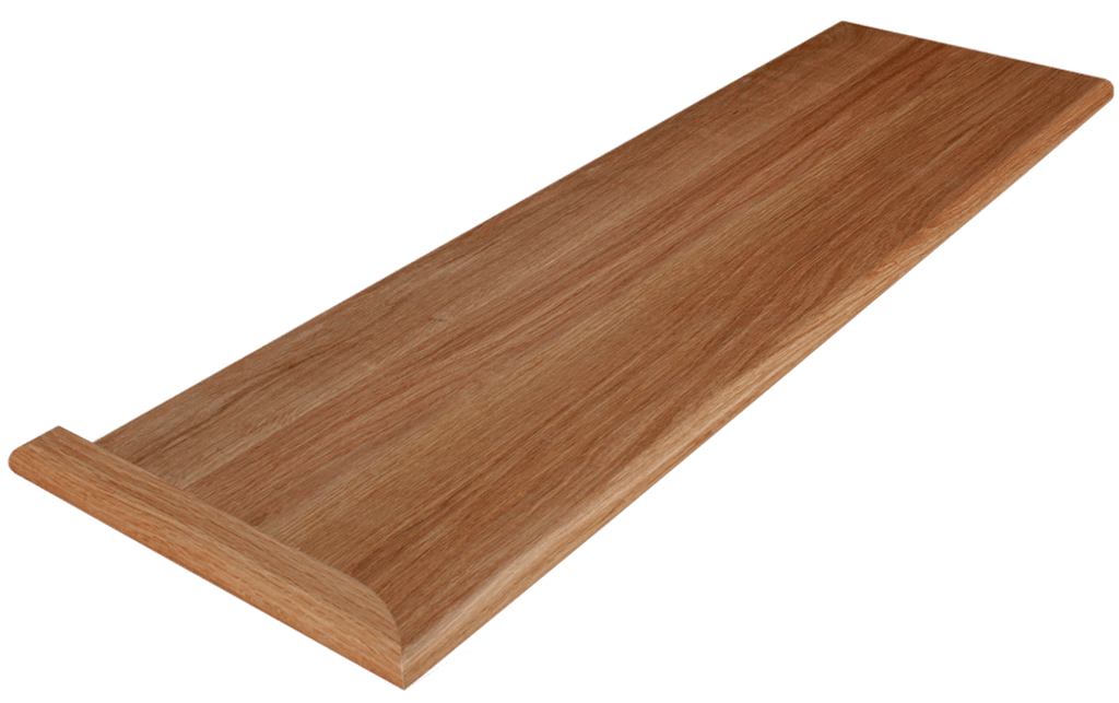 White Oak Stair Tread