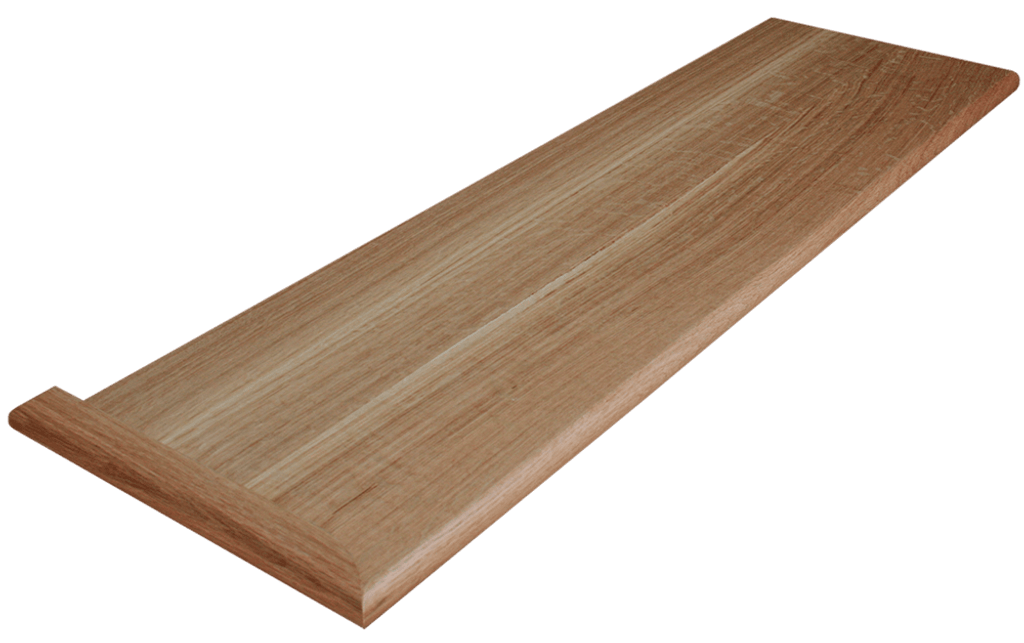Quarter Sawn White Oak Stair Tread Hardwood Lumber Company