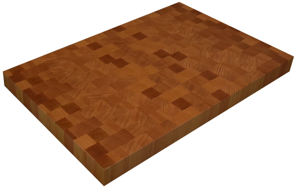 Douglas Fir End Grain Butcher Block Countertop.